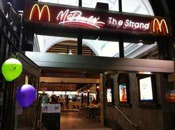 Mc Donald's Strand