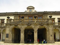 Tianguis on Chapultepec