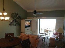 Beach Villa Family Room