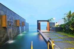 The Nchantra Pool Suite