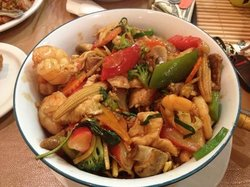 Drunken Noodles Taste of Thai
