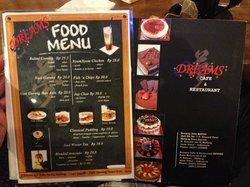 Dreams Cafe 'n Resto