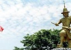 Statue of King Bayinnaung