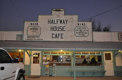 The Half Way House Cafe