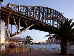 Ripples at Milsons Point