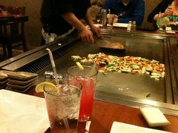 Genji Japanese Steak House
