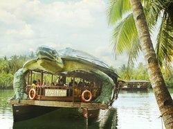 Rio Verde Floating Resto