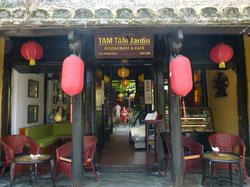 Tam Tam Jardin Restaurant and Cafe