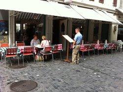 Café Restaurant Mohrenkopf