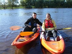 Chester Kayak Hire