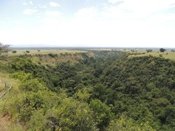 Kyambura Game Reserve (Kyambura Gorge)