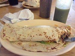 Sevi's Burritos
