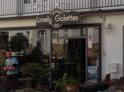 Lonely galette