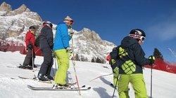 Scuola sci e snowboard Be Free Cortina