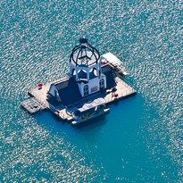 VINETA auf dem Stoermthaler See