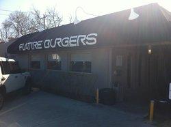 Flat Tire Burgers