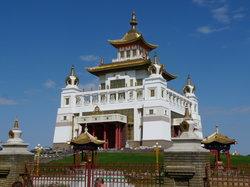 Buddha Shakyamuni Golden Abode
