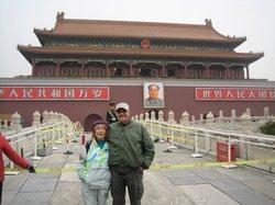 quartier à Pekin