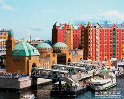 汉堡微缩景观世界