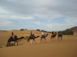 Vamos a Marruecos