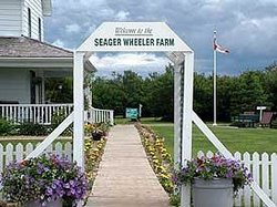 Seeger Wheeler National Historic Farm