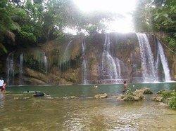 Gunhuban Falls