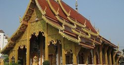 The Thai Chetawan Temple (Wat Chetawan)