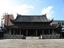 Confucian Temple Dacheng Hall of Zhangpu
