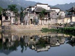 Crocodile Lake, China