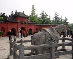 Zhou Yu Cemetery