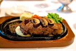 Inaba Steakhouse Garden Restaurant