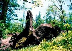 Yanbian Liudingshan Bohai Tombs