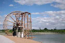 Yellow River Waterwheel