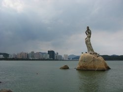 Tian Lake of Zhuhai