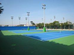 沙面网球场