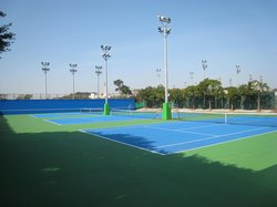 Shamian Tennis Court