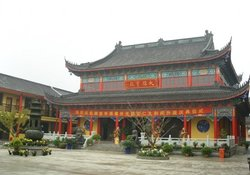 Xingyuan Temple of Tongliao