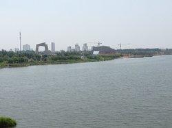 Linyi Binhe River