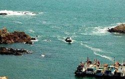 Ningbo Yushan Island