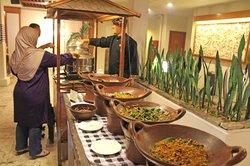 Swarga Loka The Garden Restaurant