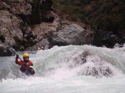 Kayaking Kenya