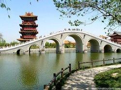 Yue Fei Temple, Zhuxian Town