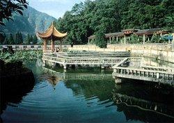 Jinhua Xianyuan Lake