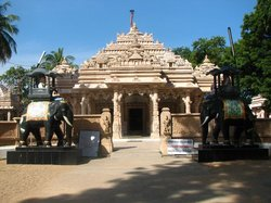 Padmakshi Temple