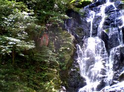 An no Taki Falls