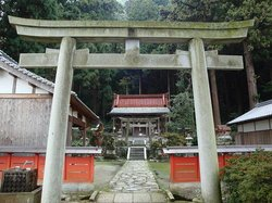 Takamahiko Shrine