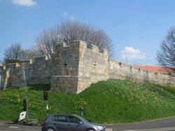 Beauty of City Walls.