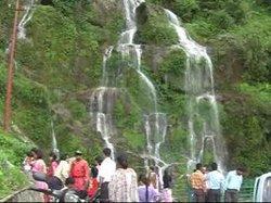 Sangay Falls