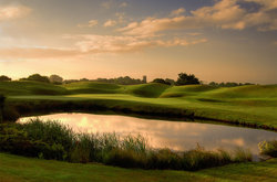 Nicklaus Golf Course 18th Hole