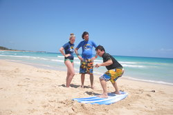 Punta Cana Surf School